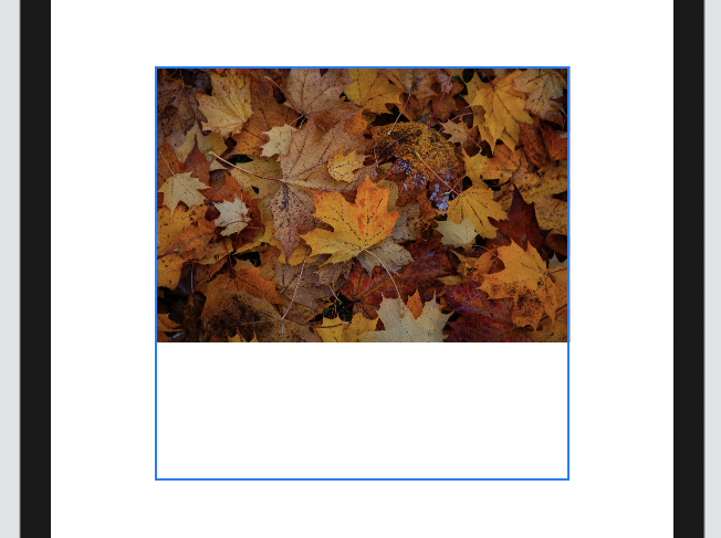 SwiftUI Image positioned to the top of the frame