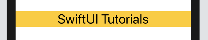 Horizontally expanded Text view in SwiftUI
