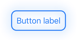 SwiftUI button with a shadow around its border